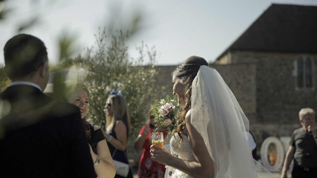 Bride post wedding 1024x576 - HOW TO HAVE A WONDERFUL WEDDING INSPITE OF COVID-19...