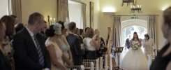 Arrival of the bride | Art of Life Films | Kent and Sussex wedding videos